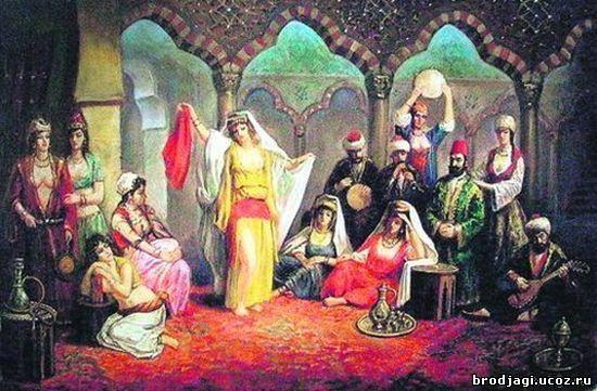 Крымское ханство, отколовшееся в 1427 году от распадающейся под нашими
